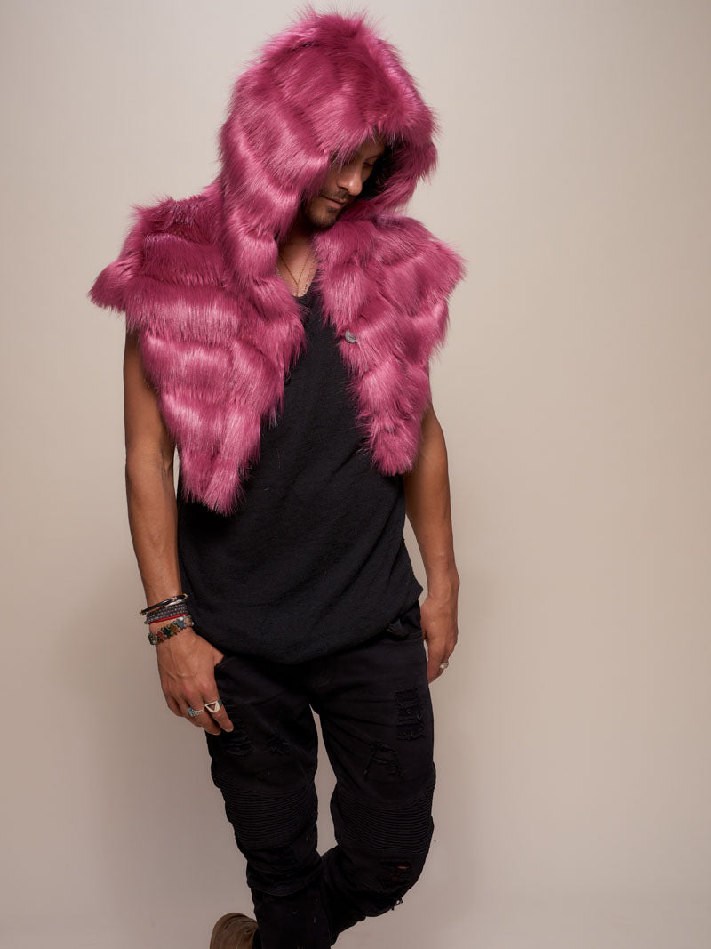 Rose Finch Limited Edition SpiritHood Shawl