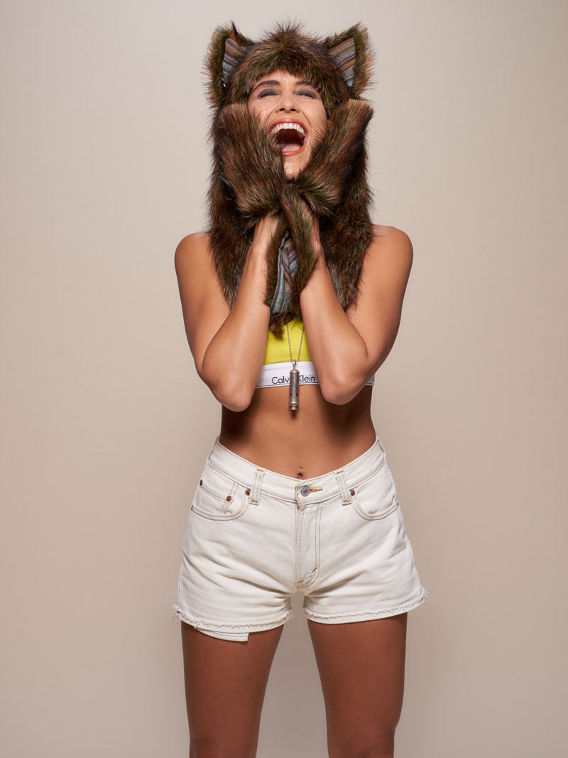 Limited Edition Forest Fox Unisex SpiritHood
