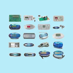 Spa Touchpad Control Panels