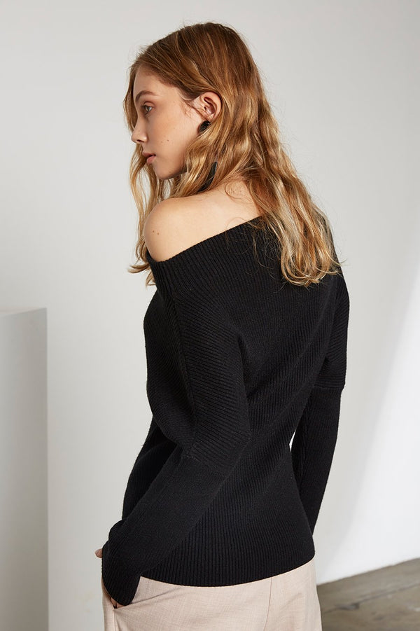 Albi Off Shoulder Knit
