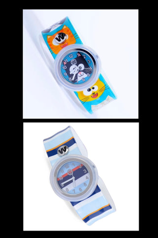 Watchitude Slap, Snap & Activity Move Watches for Kids