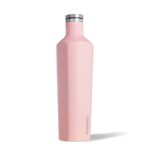 Gloss Pink 25oz Canteen By Corkcicle