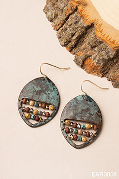 Adventure Awaits Earrings By Simply Noelle