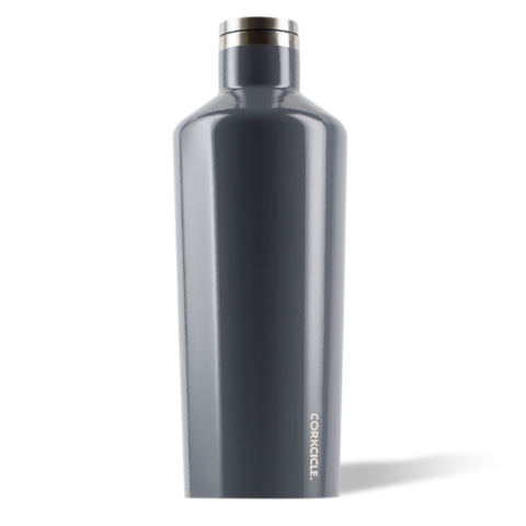 Gloss Graphite Canteen 60 oz. by Corkcicle