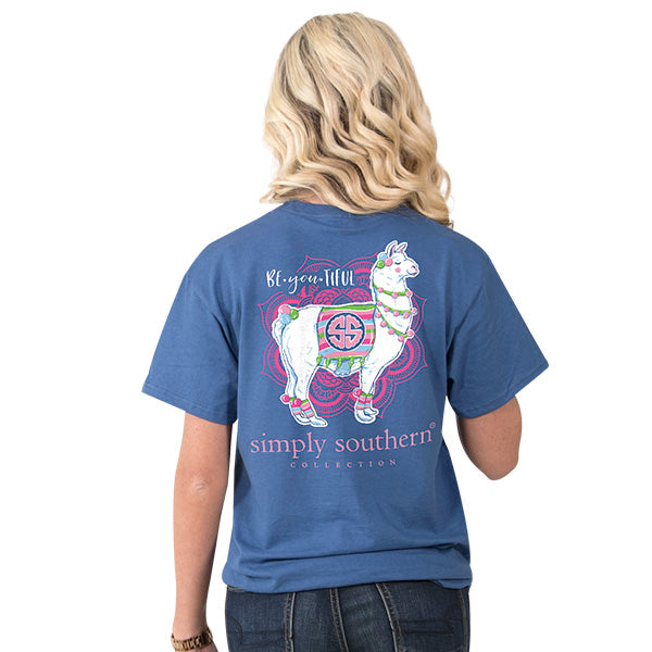 Be -You-Tful Tee by Simply Southern