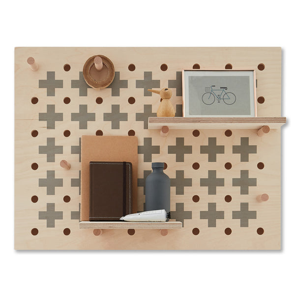 "Peg-it-all ""Little"" Pegboard : Cross Pattern"