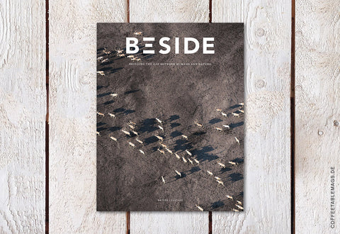 Beside Magazine – Issue 4: What can nature's trajectories teach us? – Cover