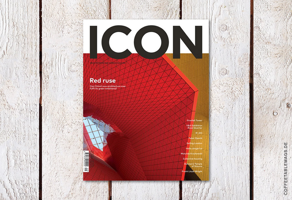 Icon Magazine – Issue 171 – Cover