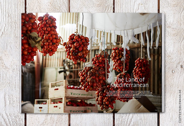 Coffee Table Mags / Independent Magazines / Magazine F – Issue 04: Tomato – Inside 01
