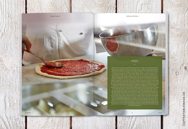 Coffee Table Mags / Independent Magazines / Magazine F – Issue 04: Tomato – Inside 04