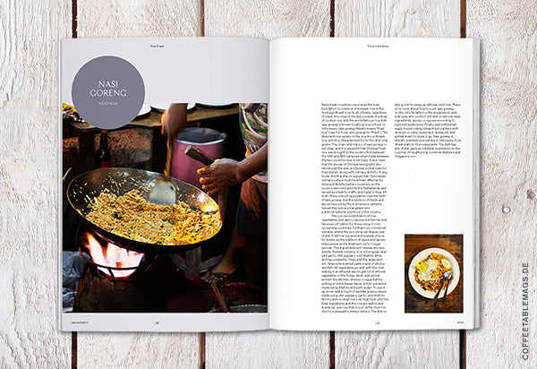 Coffee Table Mags / Independent Magazines / Magazine F – Issue 05: Rice – Inside 03