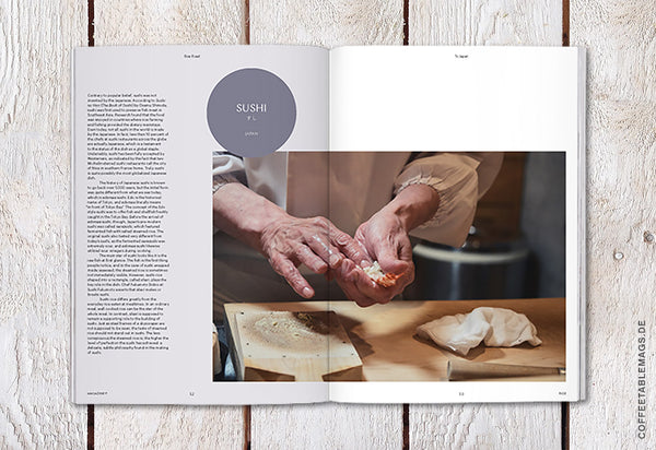 Coffee Table Mags / Independent Magazines / Magazine F – Issue 05: Rice – Inside 05