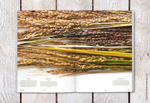 Coffee Table Mags / Independent Magazines / Magazine F – Issue 05: Rice – Inside 08
