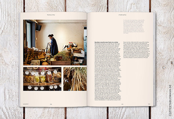 Coffee Table Mags / Independent Magazines / Magazine F – Issue 05: Rice – Inside 09