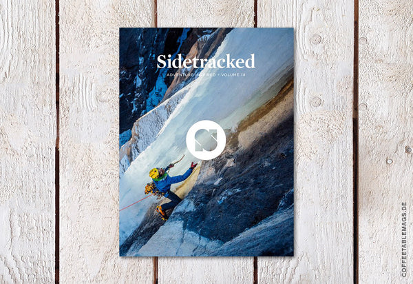Coffee Table Mags // Independent Magazines // Sidetracked Magazine – Volume 14 – Cover