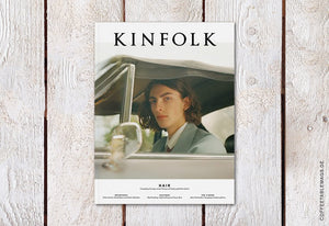 Kinfolk – Issue 28: Hair Special – Cover
