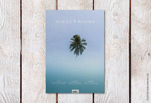 Coffee Table Mags // Independent Magazines // Waves & Woods – Issue 12 – Cover