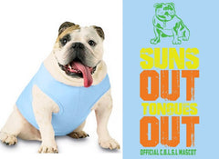 CBLSL Dog Mascot Shirt - Sun's Out, Tongues Out