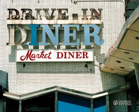 Retro diner last of a dying breed NYC