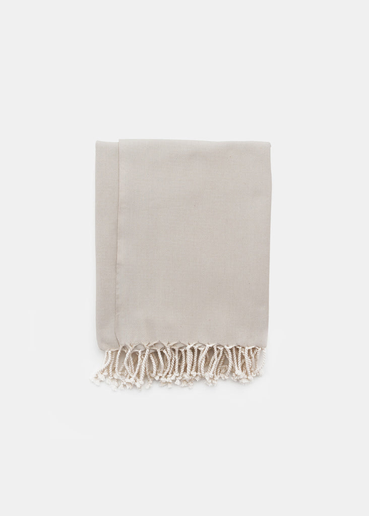 Turkish Towel Sand Plain - YUYU Sustainable Home Goods