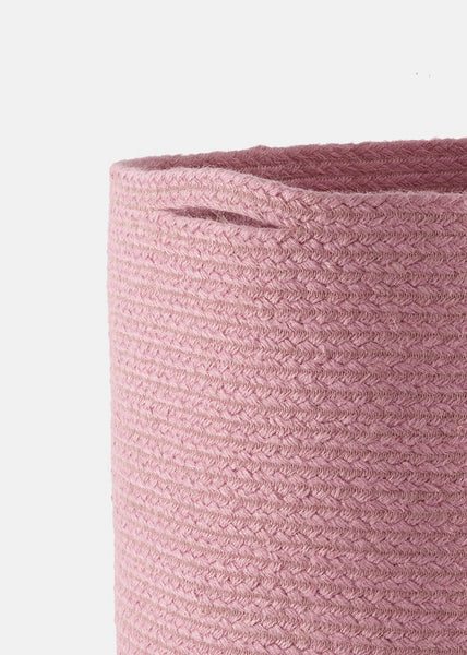 Basket Dusty Pink