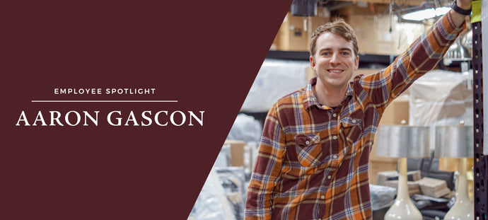 EMPLOYEE SPOTLIGHT: MEET AARON!