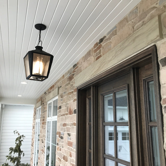 First Things First: Exterior Lighting