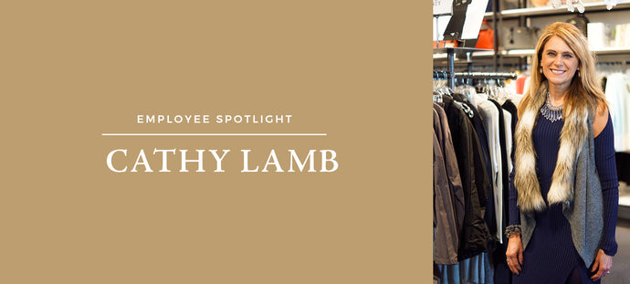 Employee Spotlight: Cathy Lamb