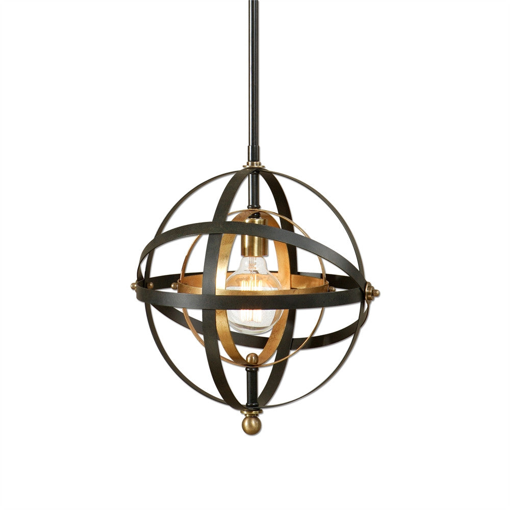 Round 1 Light Mini Pendant, Lighting, Laura of Pembroke