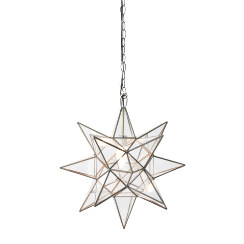 Star Pendant, Lighting, Laura of Pembroke