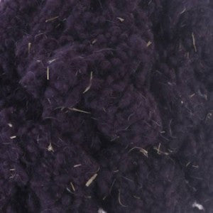 Black Current - Wool Nepps - 20grams