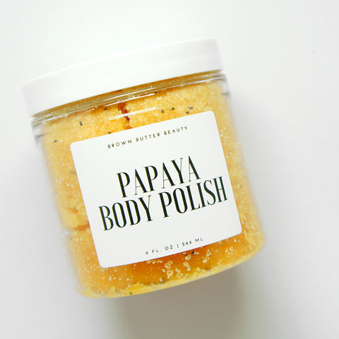 Papaya Body Polish