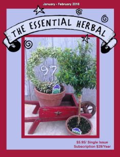 January February 2018 Essential Herbal - The Essential Herbal