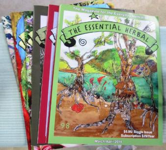 Renewal of Subscription - The Essential Herbal