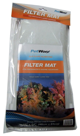 "Filter Mat 18""x24"" - Nature Aquariums"