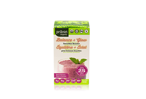 Smoothie Boosters - Samples - Pranin Organics