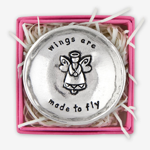 Basic Spirit: Charm Bowls: Angels Fly