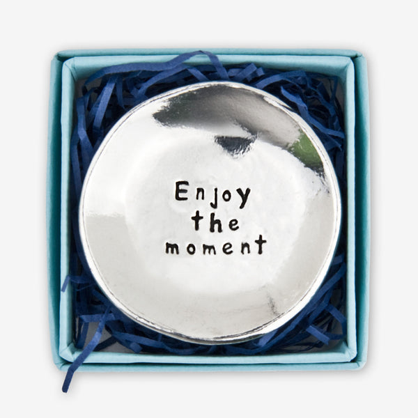 Basic Spirit: Charm Bowls: Enjoy the Moment