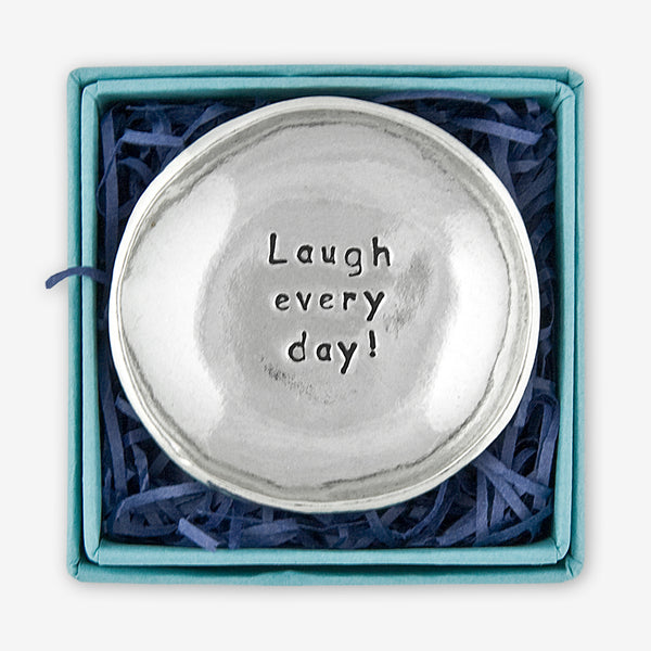 Basic Spirit: Charm Bowls: Laugh Every Day