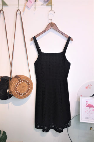 Eden Dress in Black