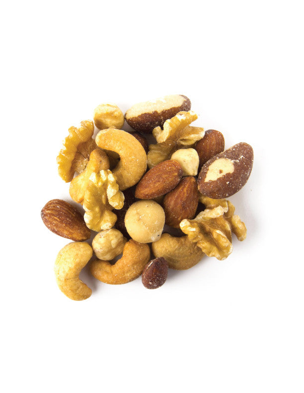 Deluxe Nuts Unsalted 300G