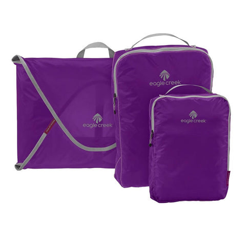 Eagle Creek Pack-It Specter Starter Set - shirt folders and packing cubes all colours