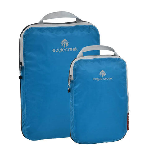 Eagle Creek Pack-It Specter Compression Cube Set - 2 packing cubes Brilliant Blue