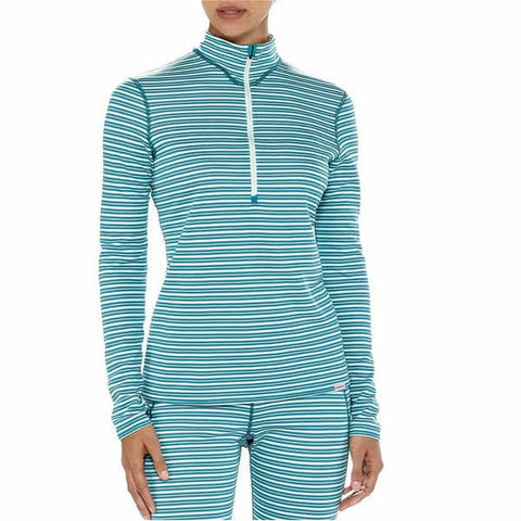 Patagonia Women's Capilene 3 Midweight Zip-Neck Thermal Top - Seven Horizons