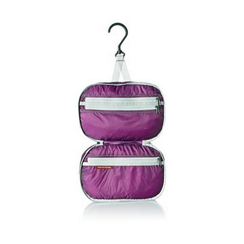 Eagle Creek Pack-It Specter Wallaby Hanging Toiletry Bag grape