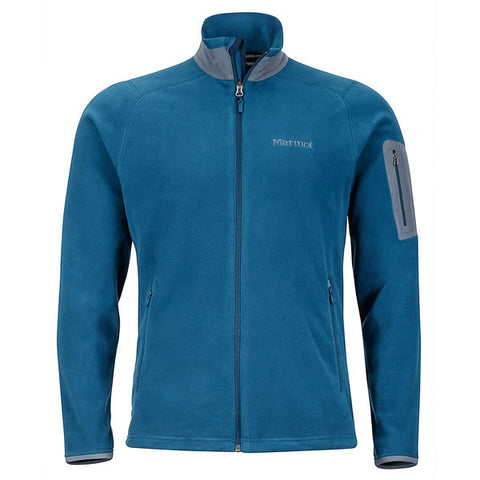 Marmot Mens Reactor Jacket - Polartec Classic 100 Wt Fleece - Seven Horizons