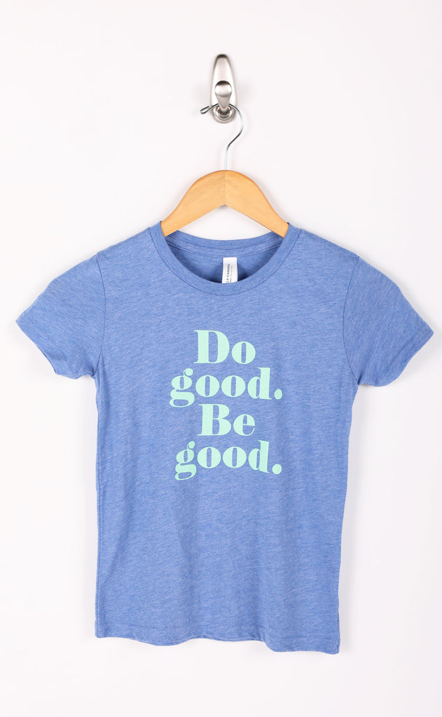 charlie southern: do good youth t shirt