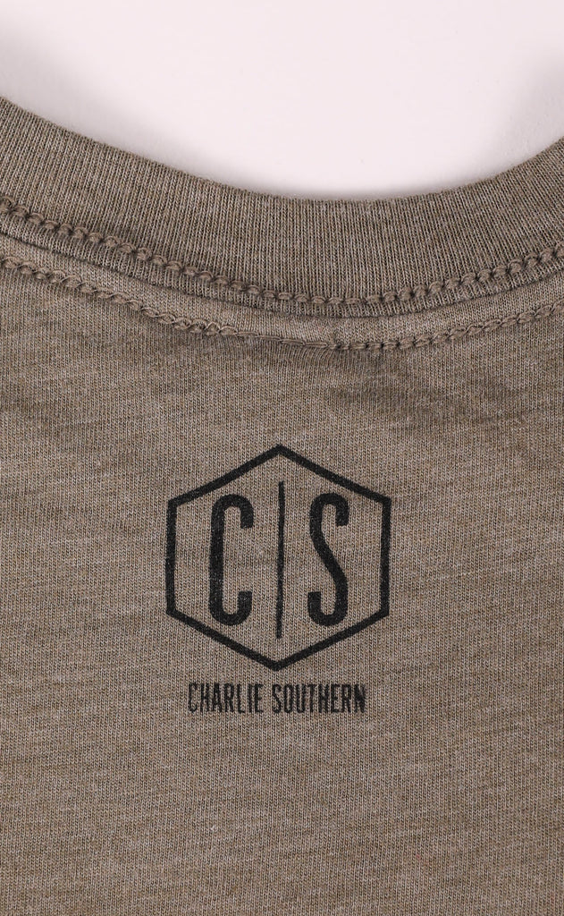 charlie southern: little local onesie