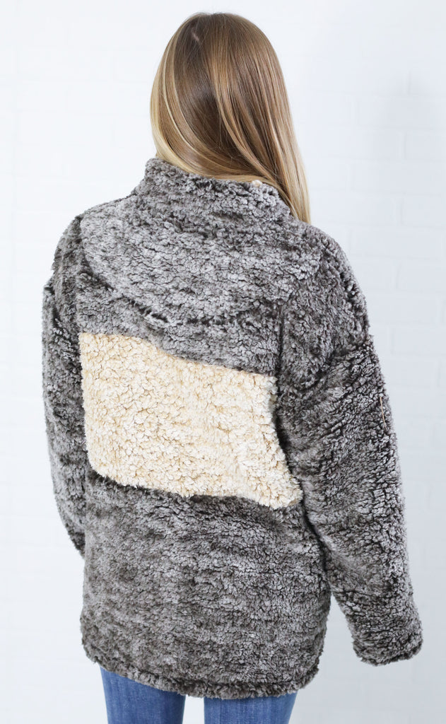 take a hike pullover sweater