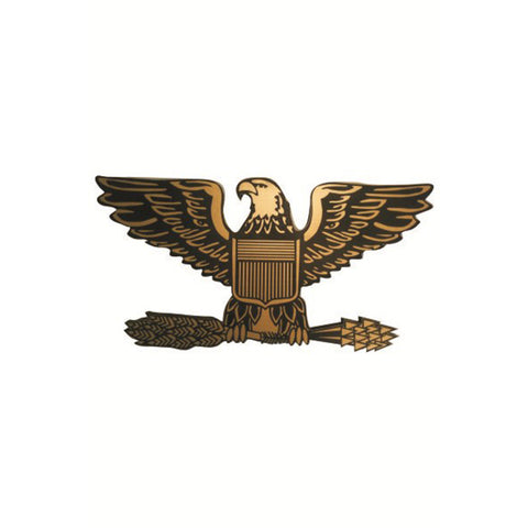 GOLD COLORED EAGLE